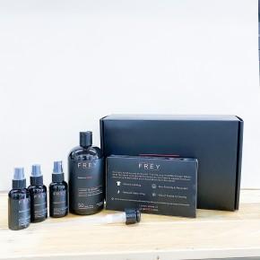 Frey Clothing Care Kit Black