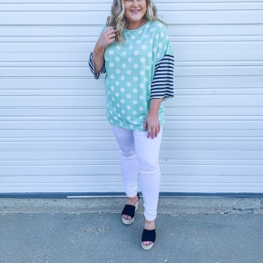 'Keep Them Guessing' Tunic