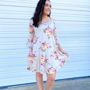 'Flower Child' Dress