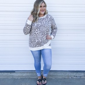 'On The Prowl' Top