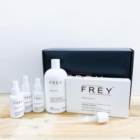Frey Clothing Care Kit White