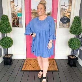 'Easy Breezy' Dress