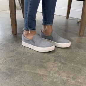 Slip On Sneakers-Blue