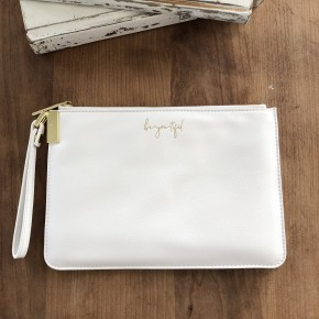 Secret Message Pouch - BE-YOU-TIFUL