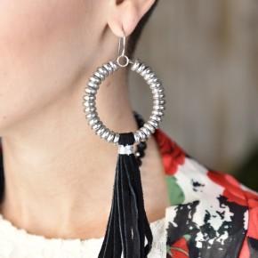 Black Rio Bravo Earrings