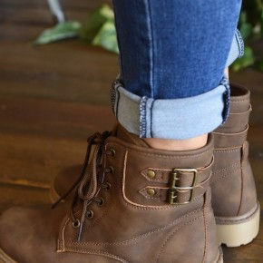 Brown Whitney 26 Boots