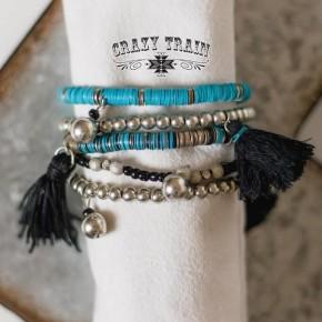 Dodge City Bracelet Stack