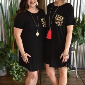 Save the Drama T-Shirt Dress