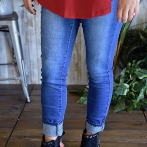 Royalty Skinny Jeans
