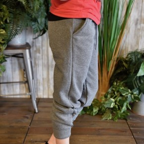 Grey Jogger Sweatpants