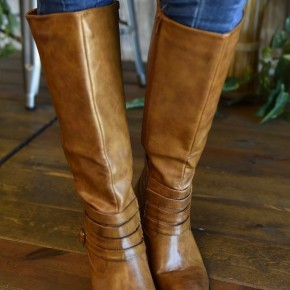 Amber Distressed Supreme Tall Boots