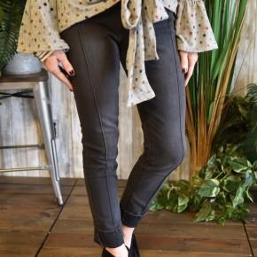 L & B Black High Rise Skinny Jeans