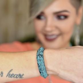 Patina Vintage Stretch Bracelet