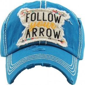 Follow Your Arrow Hat
