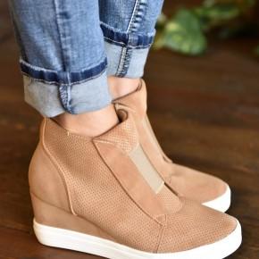 Camel Zoey Sneakers