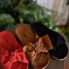 Bow Berk Sandals