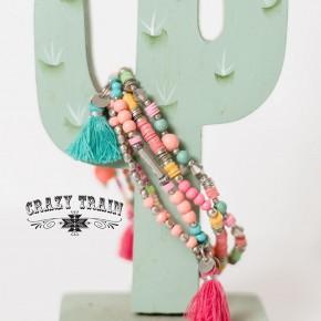 Dip N Dots Bracelet Stack