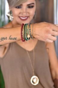 Ava Stretchy Bracelet Set