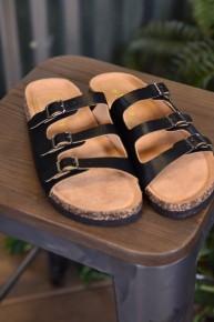 Black Broadwalk 5 Sandals
