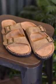 Taupe Broadwalk 4 Sandals
