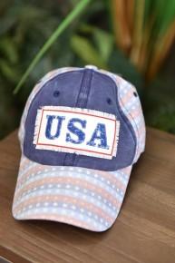 Vintage USA Navy Hat