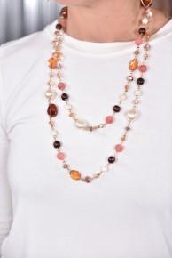 Rosie Beaded Necklace