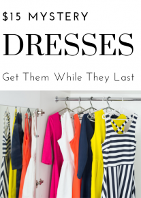 $15 Mystery Dresses *Final Sale*