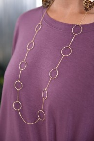 Gold Go 2 Necklace