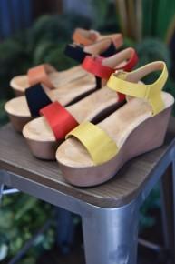 Maida Platform Sandals