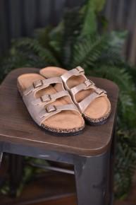 Rose Gold Broadwalk 5 Sandals