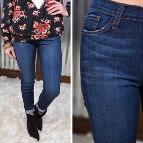 Judy Blue High Rise Skinny Jeans