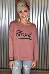 Blessed L/S Sweatshirt