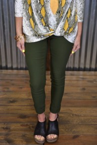 Cypress Hyperstretch Skinny Pants