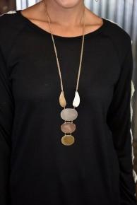 Jovi Pendant Necklace