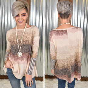 Taupe Sydney Top