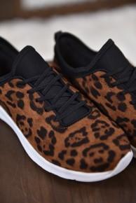 Tan Wild Child Sneakers