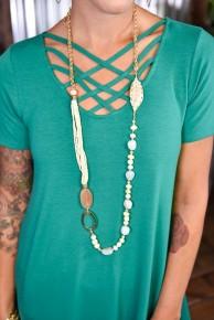 Ivory Liz Necklace
