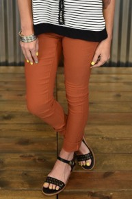 Adobe Hyperstretch Skinny Pants