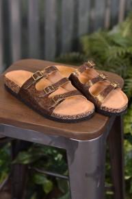 Brown Snake Broadwalk 5 Sandals