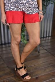 Red Toro Loco Shorts