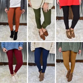 Hyperstretch Skinny Pants