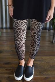 Leopard Ombre Leggings