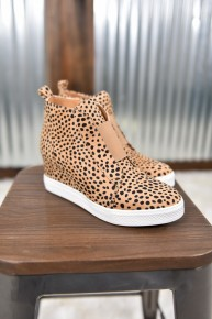 Cheetah Zoey Sneakers