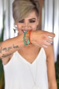 Anna Stretchy Bracelet Set