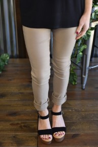 Tea Leaf Hyperstretch Skinny Pants