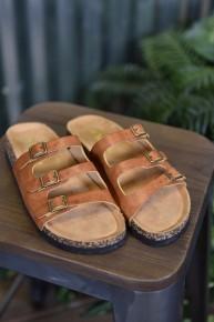 Tan Broadwalk 5 Sandals