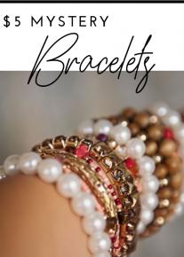 $5 Mystery Bracelets *Final Sale*