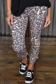 Leopard Jack Wild Joggers