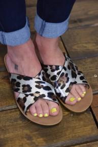 CLEARANCE Leopard Wild Way Slides