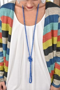 Periwinkle Essential Necklace
